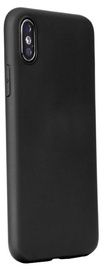 TakeMe Soft Back Case With Magnet Element For Samsung Galaxy S10 Plus Black