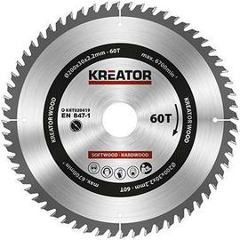 Kreator Sawblade 200x30x2.2mm 60T