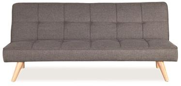 Диван-кровать Signal Meble Zina, серый, 175 x 83 x 77 см