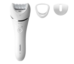 Philips Series 8000 BRE700/00 Dry & Wet Epilator