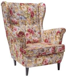 Кресло Signal Meble Lord Flowers, 72x85x101 см