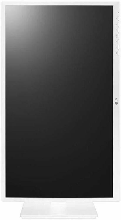 LG 24BK550Y White