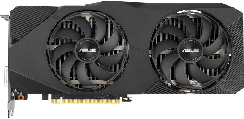 Asus Dual GeForce RTX 2060 Super EVO 8GB GDDR6 PCIE DUAL-RTX2060S-8G-EVO