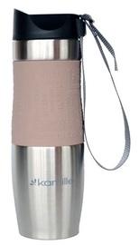 Kamille Vacuum Mug 480ml Cream KM2051