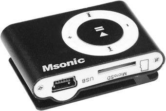 Muusikamängija Vakoss Msonic MM3610K Black, - GB