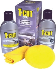 CarPlan T-Cut 365 Paintwork Perfection Kit Sheer Silver