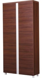 Bodzio Bookshelf AG25 Walnut