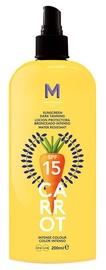 Mediterraneo Sun Carrot Sunscreen Dark Tanning Spray SPF15 100ml