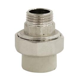 Sanitas Brass Coupling 3/4''x25mm PPR 34.2525