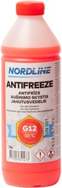 Nordline Longlife G12 Antifreeze Red 1l