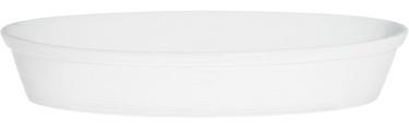 Maku Porcelain Oval Baking Tray 3l 36cm White