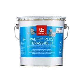 Õli Valtti Plus Terassiöljy hall 2,7l