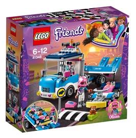 Konstruktor LEGO Friends, Hooldusveok 41348