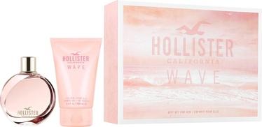 Hollister Wave For Her 100ml EDP + 100ml Shower Gel