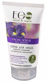 Näokoorija ECO Laboratorie Facial Scrub Deep Cleansing, 150 ml
