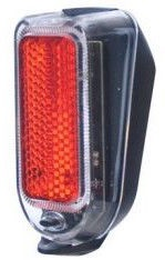 Cycletech LED Rear Fender Light Red