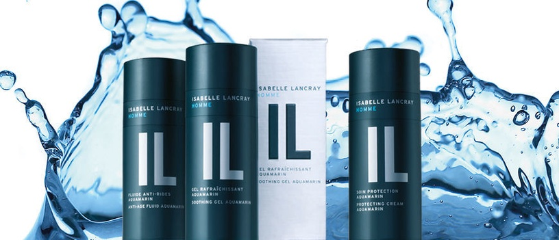 Isabelle Lancray IL Homme Aquamarin Soothing Gel 15ml