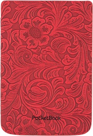 """PocketBook Shell 6"""" Cover For HD 3 Red"""