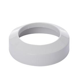 WC ühenduse peitekrae Viega 110 mm, valge, madal
