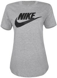 Nike Womens Sportswear Essential T-Shirt BV6169 063 Grey XS