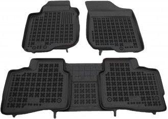 REZAW-PLAST Hyundai Ioniq Hybrid 2016 Rubber Floor Mats