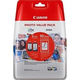 Canon PG-545XL / CL-546XL Value Pack Color/Black