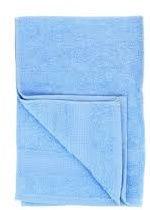 Bradley Bamboo Towel 50x70 Light Blue