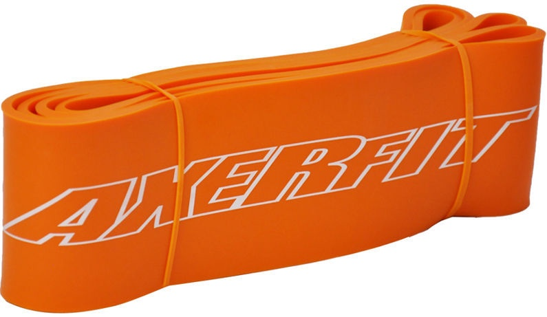 Axer Sport Rubber Fitness Band Orange A21927