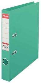 Esselte Folder No1 Power 5cm Light Green