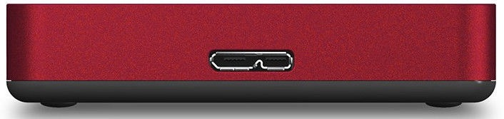 "Buffalo 2.5"" MiniStation Safe Red 1TB"