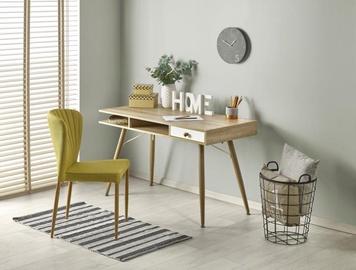Письменный стол Halmar B34 Sonoma Oak/White