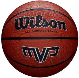 Wilson MVP Basketball Size 6 Brown