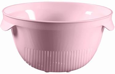 Curver Plastic Colander Kitchen Essentials Pink
