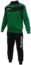 Givova Visa Black Green XS