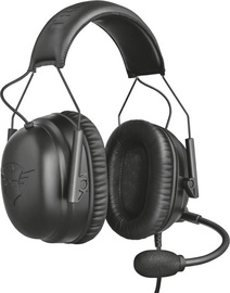 Trust GXT 444 Wayman Pro Gaming Headset Black