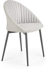 Halmar Chair K357 Light Grey