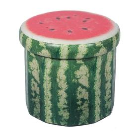Пуф XYF15427BE Watermelon, 38 x 38 x 33.5 см