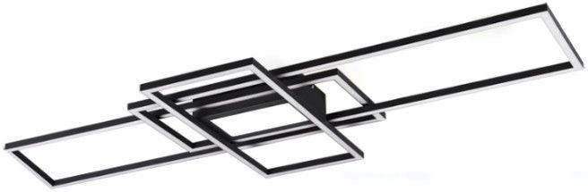 Светодиодный потолочный светильник Trio Irvine, 60 Вт, 6500 лм, 3000 - 6500 К, панель управления