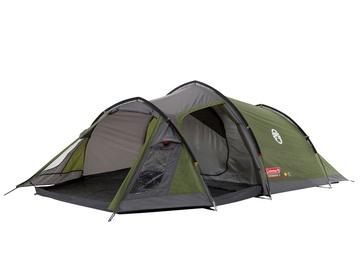 3-местная палатка Coleman Tasman 3 2000012154, зеленый/серый