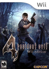 Resident Evil 4 Wii