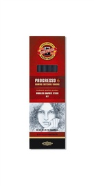 Koh-I-Noor Progresso Woodless Graphite Sticks Set 6pcs