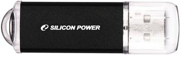USB mälupulk Silicon Power Ultima II I-Series Black, USB 2.0, 8 GB