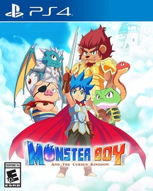Monster Boy and the Cursed Kingdom PS4