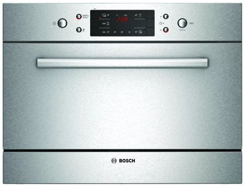 Bстраеваемая посудомоечная машина Bosch SKE52M75EU Inox