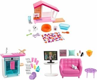 Nuku mööblikomplekt Mattel Barbie FXG33