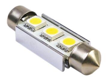 Bottari LED Canbus C5W 12V 3SMD White 17882