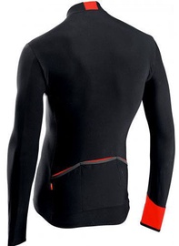 Northwave Fahrenheit Jersey Long Sleeves Black/Red XL