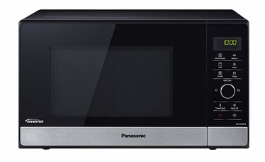 Panasonic NN-GD38HSSUG Black