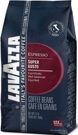 Lavazza Super Gusto UTZ Espresso Coffee Beans 1kg