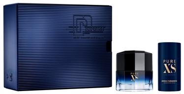 Paco Rabanne Pure XS 50ml EDT + 75ml Deodorant Stick 2019